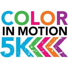 Color in Motion 5K Packet Pick Up