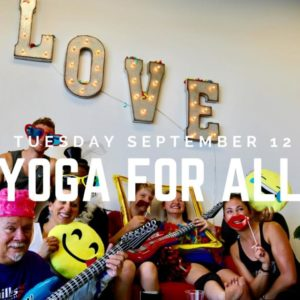Yoga for All! @ The Colorado Running Company