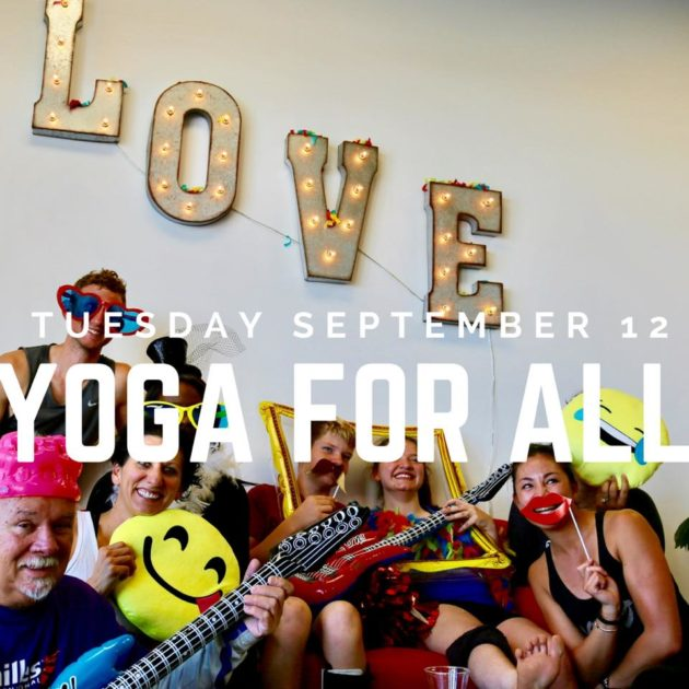 Yoga for All!