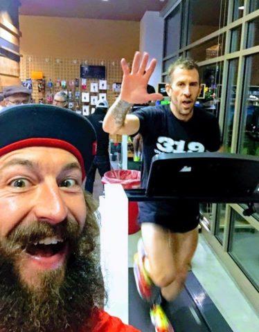 HILLoween Vertical Treadmill Challenge 10/29