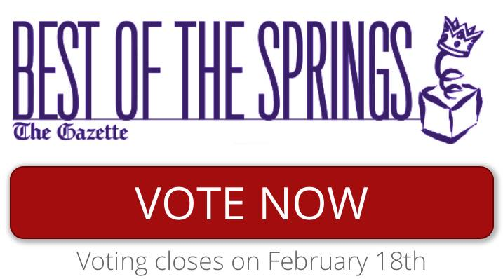 Vote for CRC on the Best of the Springs!