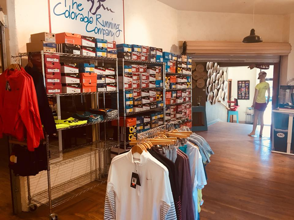 The Colorado Running Company OUTLET STORE!