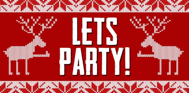 CRC Holiday Party 12/13
