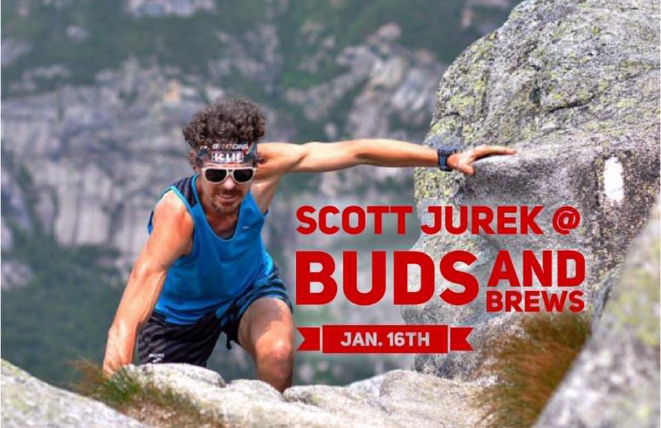 Scott Jurek @ Buds
