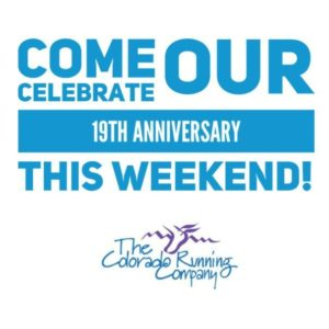 CRC's Anniversary Sale Weekend