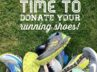 Donate your old shoes!